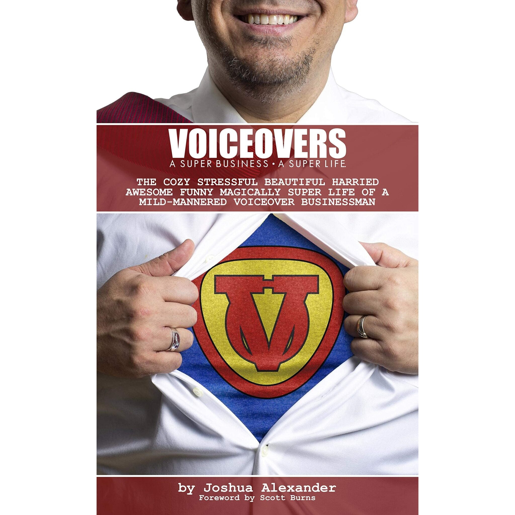 joshua alexander voiceovers book