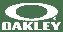 Oakley Logo in White