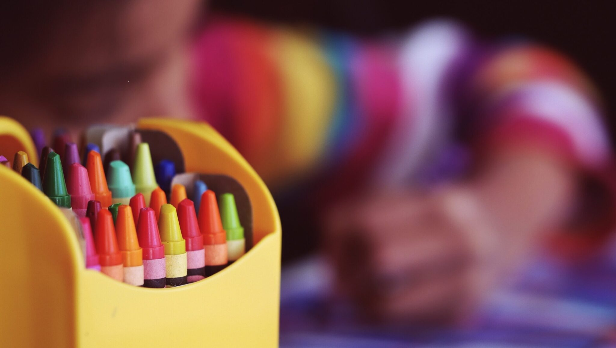 Jon Gardner Voice-Overs, coloring outside the lines, crayons, risk taking