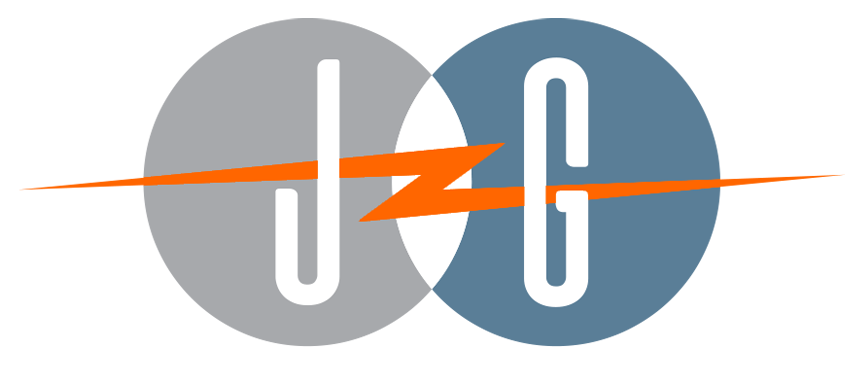 Jon Gardner Voice-Overs Logo